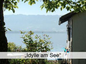 """Ferienwohnung """"Idylle am See"""""""