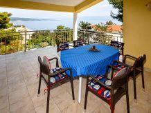 Ferienwohnung Maestral 5 mit großer Terrasse und Meerblick