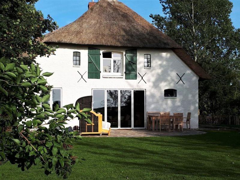Landhaus Huus Uelvesbüll - Gesamt