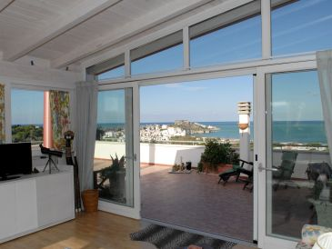Ferienwohnung Dreaming Penthouse