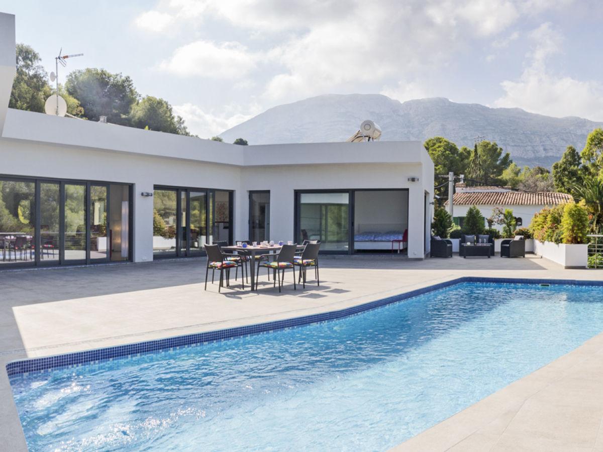 Ferienhaus Villa Perseu, Costa Blanca - Firma Pickel und Partner SL ...