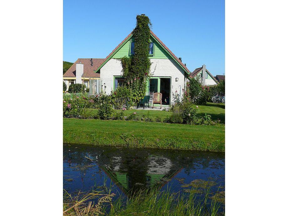 Das Ferienhaus und Umgebung