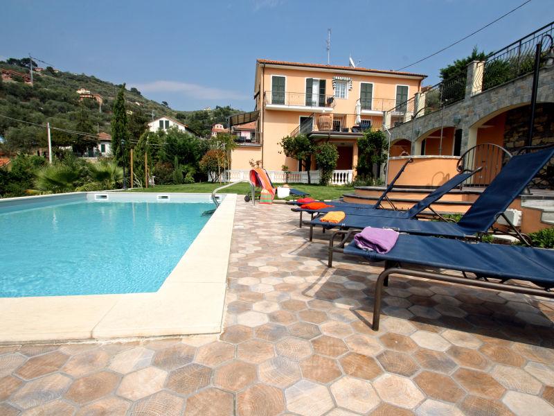Ferienwohnung Villa Palmira