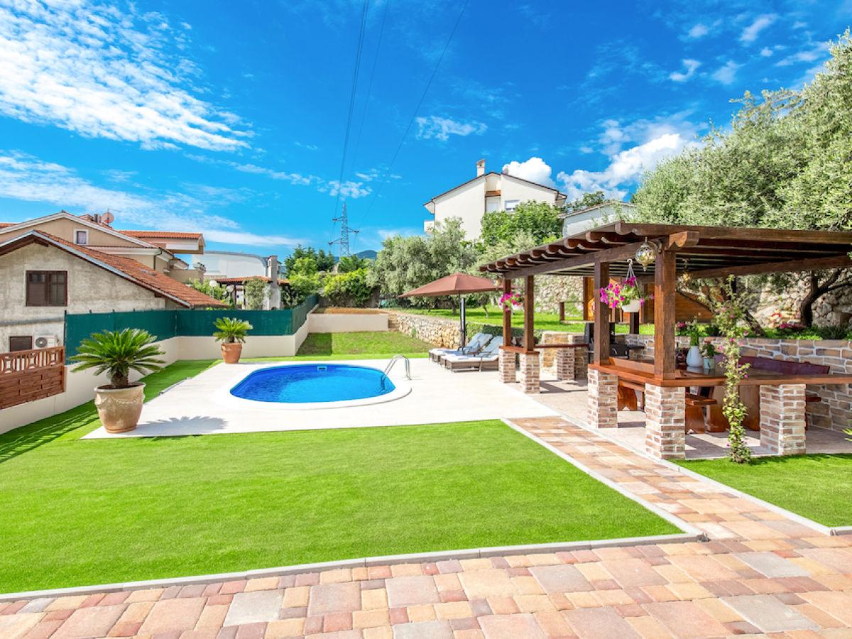 Villa rustica kroatien kvarner icici firma my istria for Villas rusticas