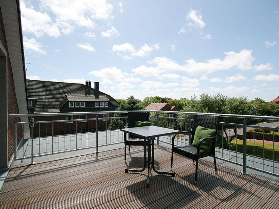 Ferienwohnung mit Dachterrasse