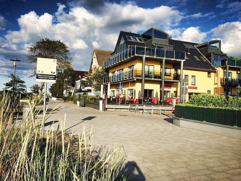 Ferienzimmer DZ 9 Seaside-Strandhotel