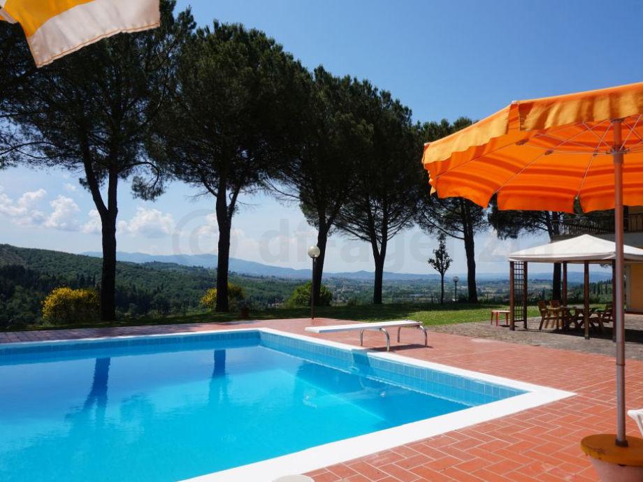 Außenaufnahme Villa San Gallo