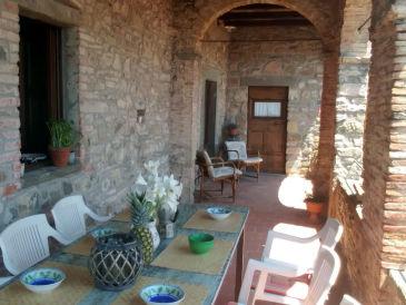 Ferienhaus Sassorosso