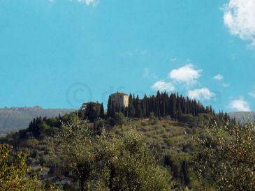 Ferienhaus Chianti Tower