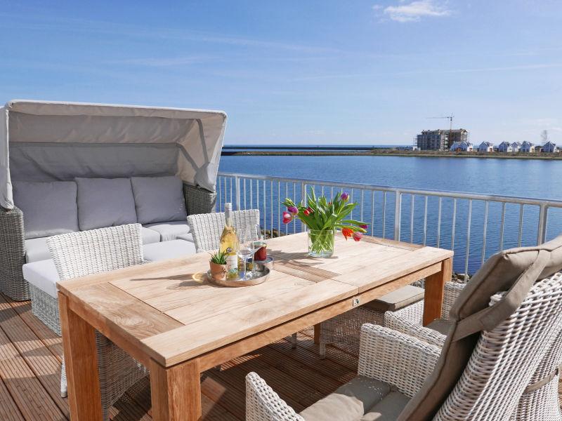 Ferienwohnung Marina Lounge