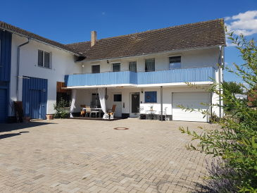 Holiday apartment Altes Weingut