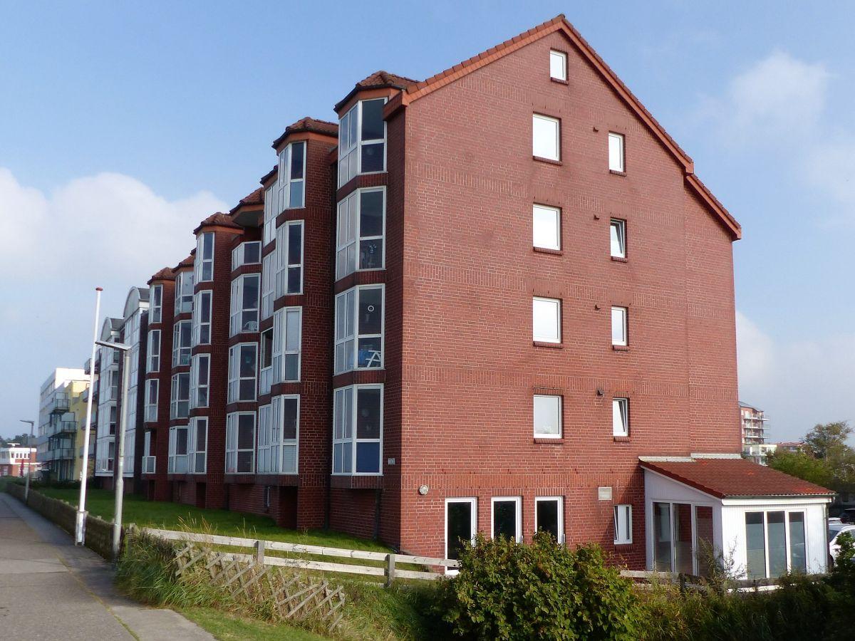Ferienwohnung Haus Horizont Whg 2 Cuxhaven Nordsee