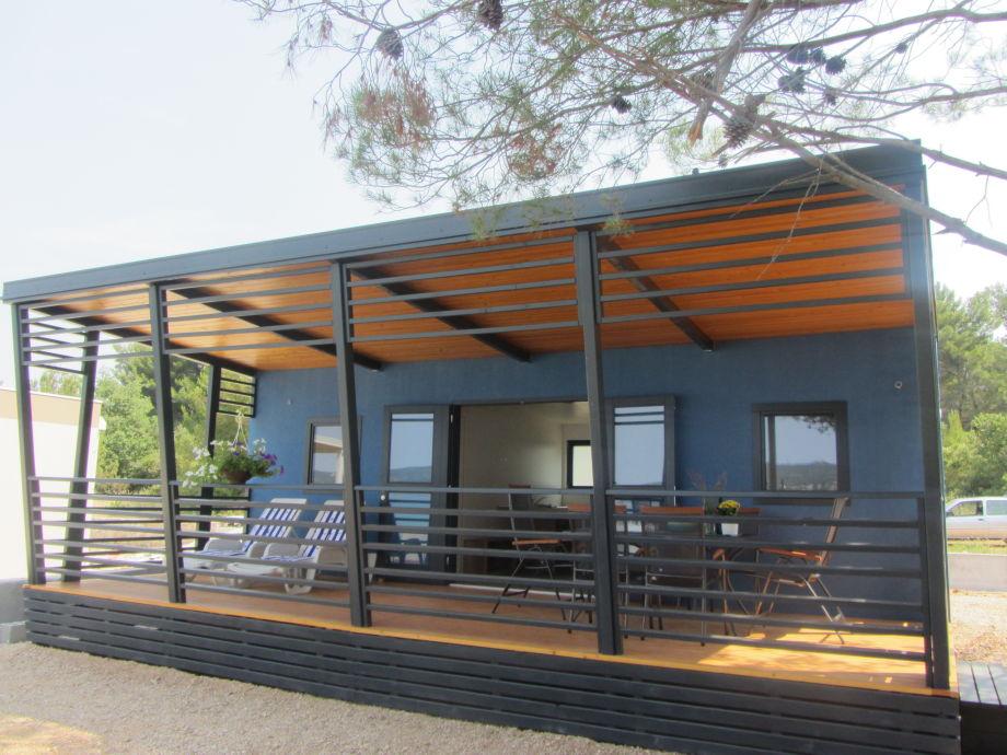 Ferienhaus mobile home jadre biograd na moru firma val for Mobiles ferienhaus