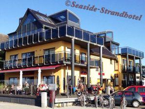 Ferienzimmer Terrassenzimmer 13 Seaside-Strandhotel