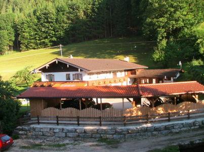 Berghof Punzenlehen Apt. Hochkalter