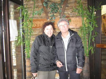 Ihr Gastgeber Anna  und Vassilios Miroforidis