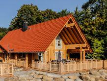 Ferienhaus Bergwaldlodge Blickfang