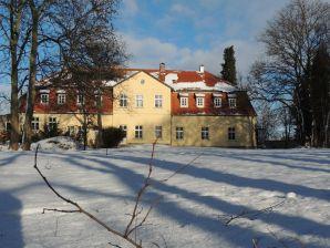 Ferienwohnung Herrenhaus Striesenow