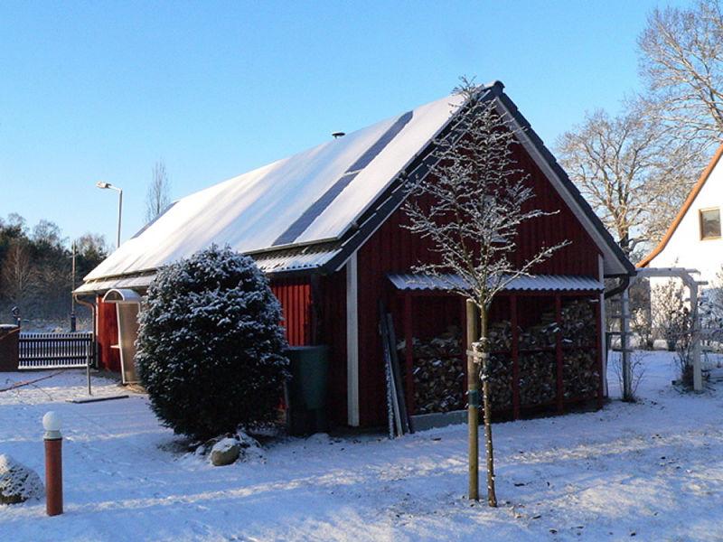 Ferienhaus Roedhus Gegensee
