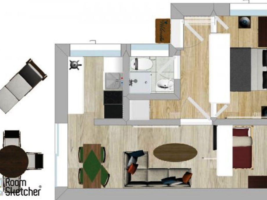 ferienhaus nordseekrabbe butjadingen tossens frau tatjana siebert. Black Bedroom Furniture Sets. Home Design Ideas
