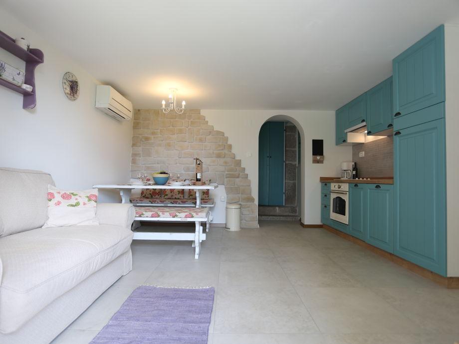 Kitchen on the ground floor