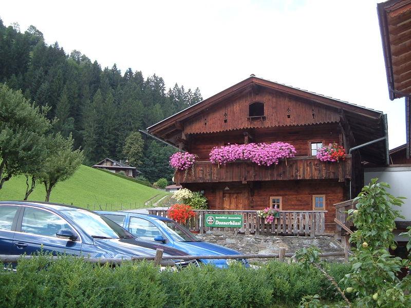 Bauernhof Ferienhütte Donnerhäusl