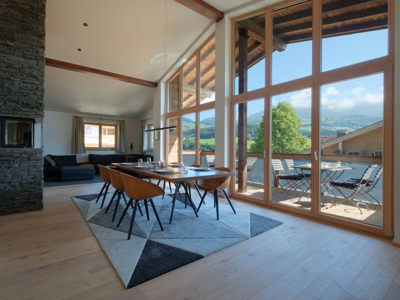 Ferienwohnung Alpin Penthouse