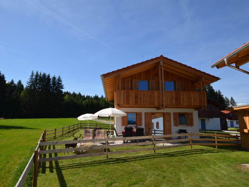 Ferienhaus Waldromantik mit Sauna