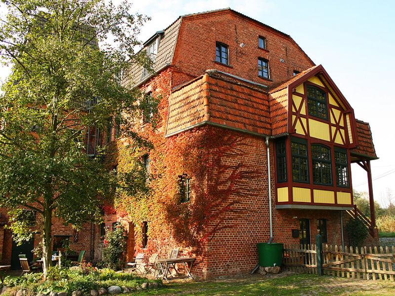 Ferienhof Salvey Mühle