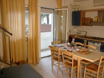 Ferienwohnung Corsini quadrilocale 03