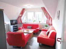 Ferienwohnung 3 rot im Haus Itjen am Strand