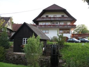 Ferienwohnung Eckwaldblick auf dem Hugeseppehof
