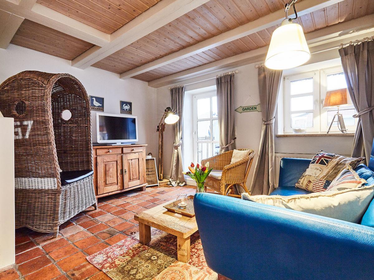 2 zi ferienwohnung country style unter reet tinnum firma mrm gmbh ferienwohnungen sylt. Black Bedroom Furniture Sets. Home Design Ideas