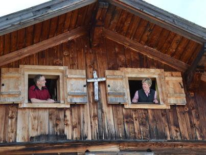 Ihr Gastgeber Peter und  Lucia Metzler