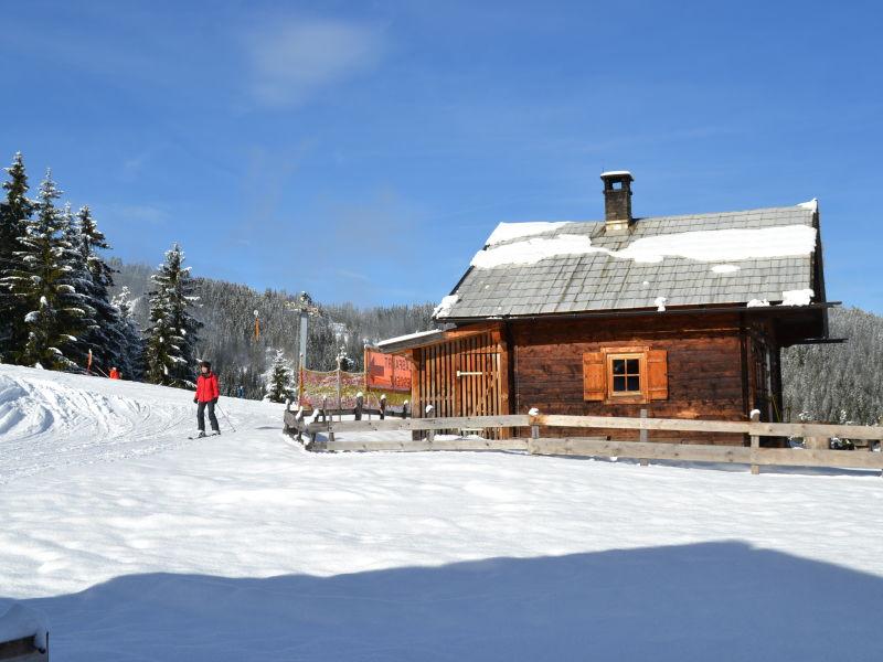 Berghütte Sennhütte Hohlried
