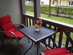 Ferienwohnung Haus Ostseewelle Wohnung Nr. 1