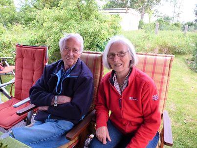 Ihr Gastgeber Karen und Andreas Lüders