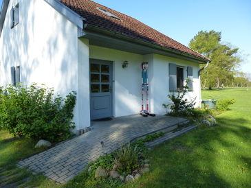 Ferienhaus Waldwiese, südliche Boddenküste