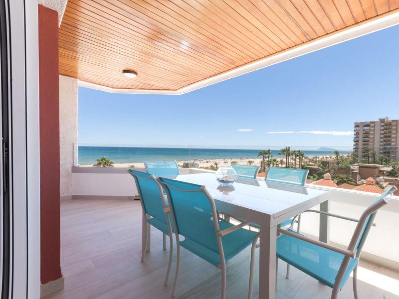Ferienwohnung 17. AG Bahamas 4 Premium