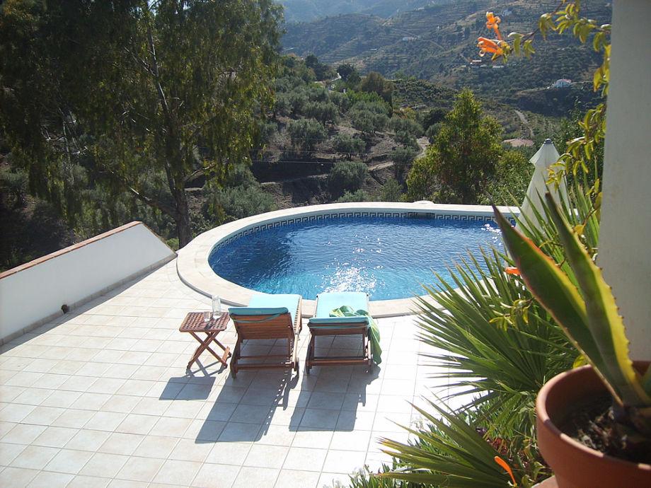 "Ferienhaus ""Finca La Molina""  mit Schwimmbad"