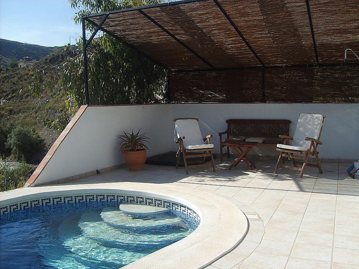 Holiday house finca la molina costa del sol ms alice for Terrace pool