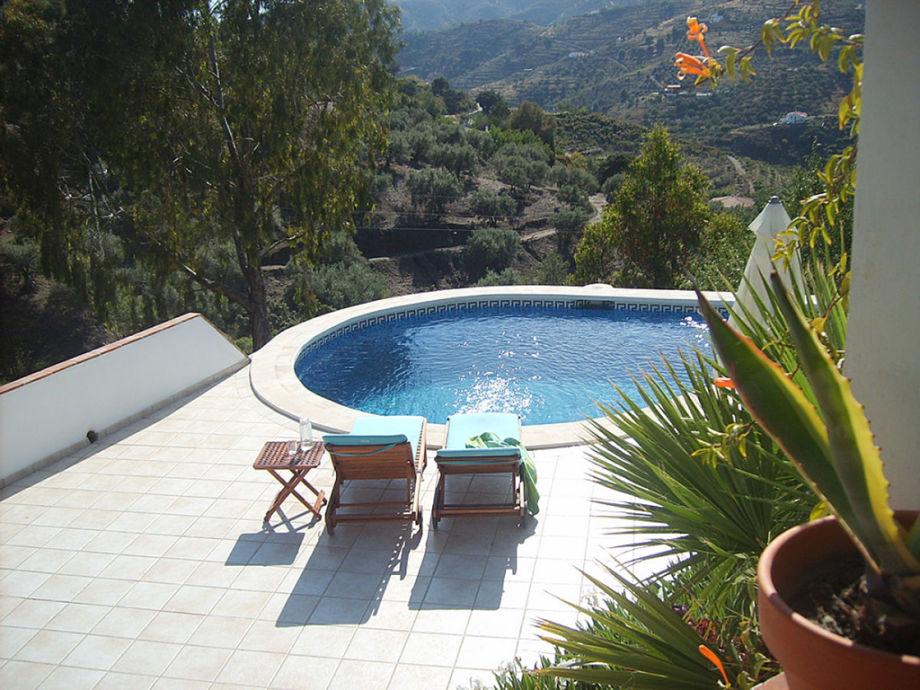 Finca Molina with swimming pool