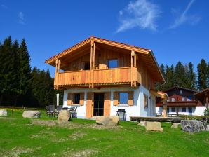 Ferienhaus Allgäuglück mit Sauna