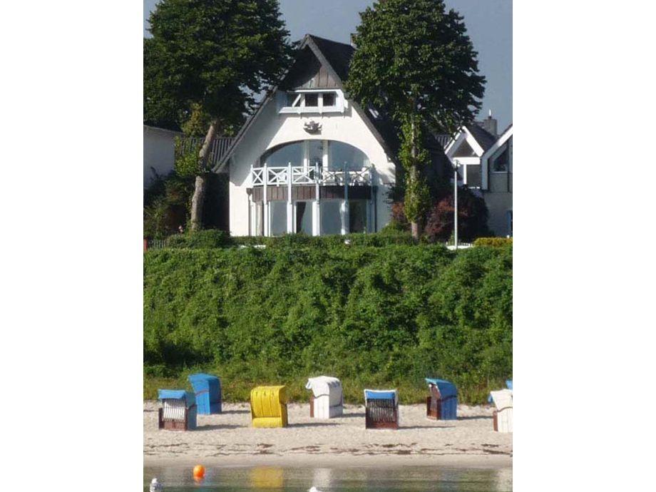 Ihr Ferienhaus direkt am Meer