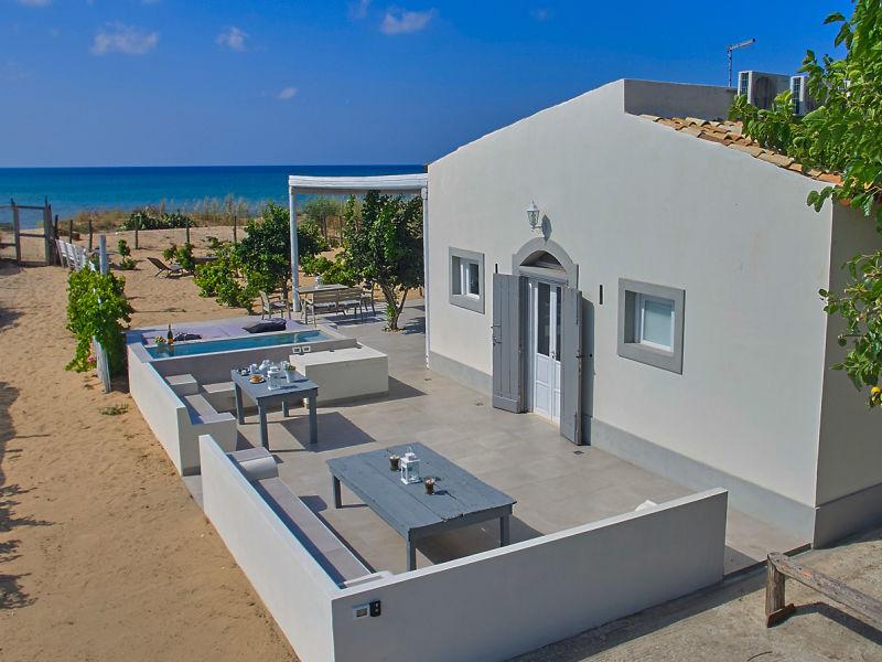 Ferienhaus Casa Vicino Al Mare