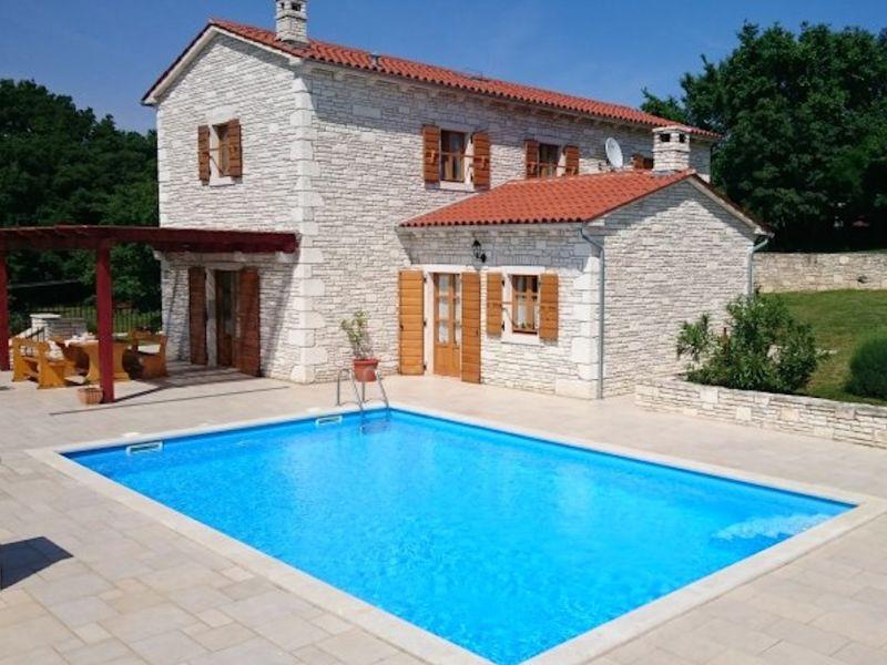 Istrien Villa mit Pool