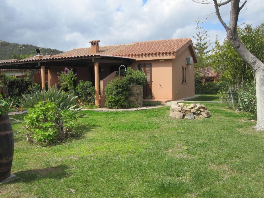 Das Ferienhaus mit viel Platz und großem Garten
