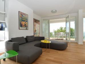 Ferienwohnung Ostseeresidenz Sassnitz F548 Penthouse 19 mit Meerblick