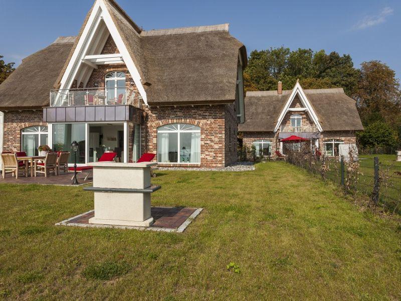 Ferienhaus Boddenresidenz Haus 2