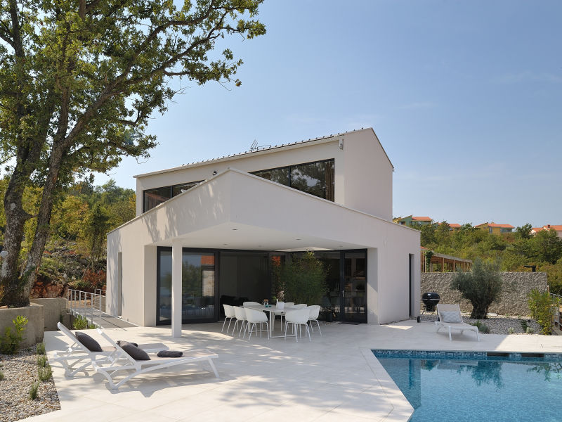 Villa Luxus Mia with pool